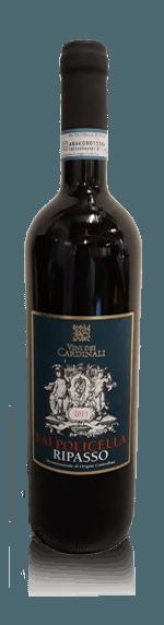 Vini dei Cardinali Valpolicella Ripasso 2015 Corvina