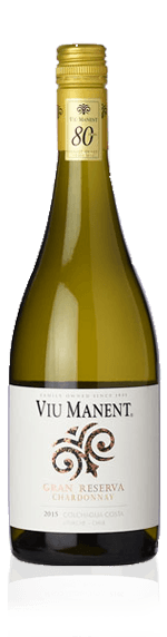 Viu Manent Gran Reserve Chardonnay Colchagua Costa 2016 Chardonnay 100% Chardonnay Colchagua