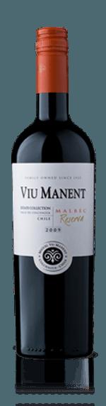 vin Viu Manent Malbec Reserva Est. Collection Colchagua 2015  Malbec