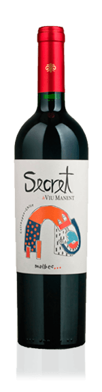 vin Viu Manent Secret Malbec Colchagua 2016  Malbec