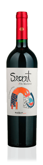 vin Viu Manent Secret Syrah 2015 Syrah