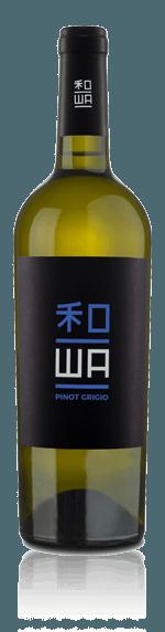 WA Pinot Grigio Pinot Grigio 100% Pinot Grigio Venetien
