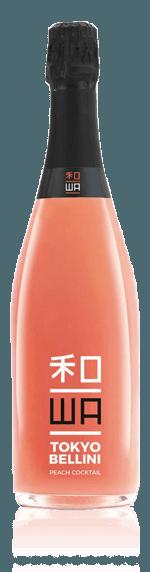 WA Tokyo Bellini Peach Annan Mousserande vin och persikor Veneto