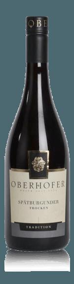 Weingut Oberhofer Spätburgunder Trocken Tradition 2015