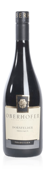 vin Weingut Oberhofer Tradition Dornfelder Trocken 2017 Dornfelder