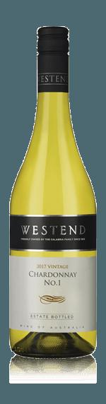 vin Westend Est No.1 Chardonnay 2017 Chardonnay