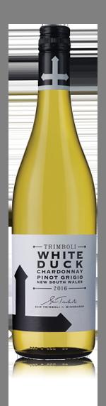 White Duck Chard Pinot Grigio 2016 Chardonnay