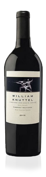 vin William Knuttel Sage Canyon Range Napa 2013 Cabernet Sauvignon