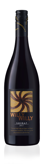 Willy Willy Shiraz 2017