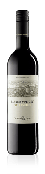 Winzer Krems Blauer Zweigelt St. Severin 2015