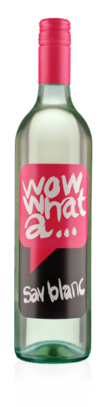 Wow What A Sauvignon Blanc NV Sauvignon Blanc 100% Sauvignon Blanc South Eastern Australia