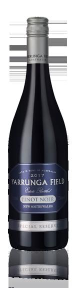 Yarrunga Field Special Reserve Pinot Noir 2017