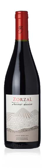 vin Zorzal Terroir Unico Pinot Noir Gualtallary 2016 Pinot Noir