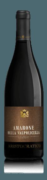 Aristocratico Amarone Della Valpolicella 2016 Corvina 70% Corvina, 20% Corvinone, 10% Rondinella Venetien