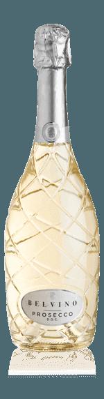 Belvino Prosecco Extra Dry NV Glera 100% Glera Venetien