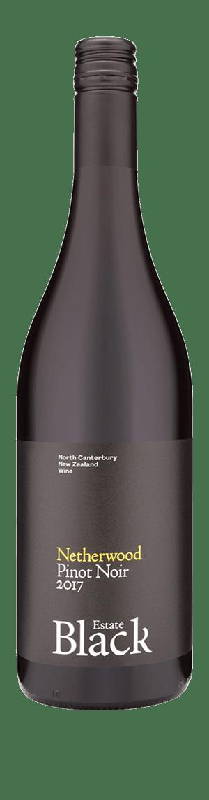 Black Estate Treble Pinot Noir 2017 Pinot Noir