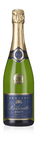 Champagne Delmotte Brut NV Pinot Noir