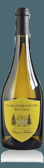 Château de Chemilly Bougros Chablis Grand Cru 2016 Chardonnay