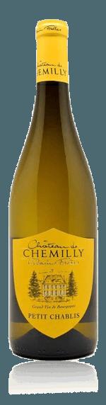 Château de Chemilly Petit Chablis 2017 Chardonnay 100% Chardonnay Bourgogne