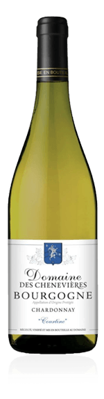 Domaine des Chenevières Courtine 2016 Chardonnay 100% Chardonnay Bourgogne