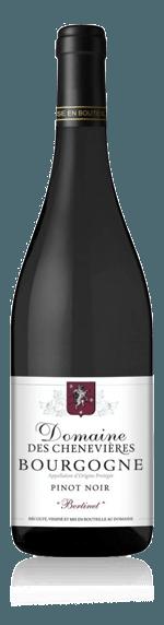 Domaine des Chenevières Bertinet 2016 Pinot Noir 100% Pinot Noir Bourgogne