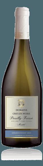 Domaine Creuze Noire Pouilly-Fuissé Montet 2015 Chardonnay
