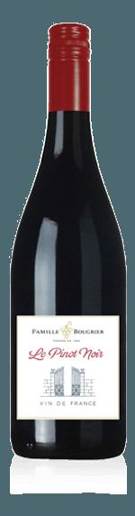 Famille Bougrier Signature Pinot Noir 2018 Pinot Noir 100% Pinot Noir Loire