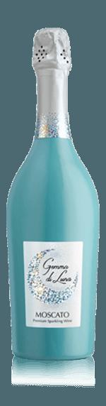 Gemma Di Luna Moscato Spumante NV Annan 100% Moscato Vino d'Italia