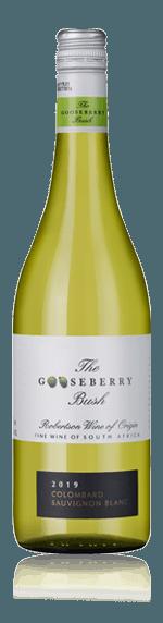 Gooseberry Bush 2019 Colombard 90% Colombard, 10% Sauvignon Blanc Breede River Valley
