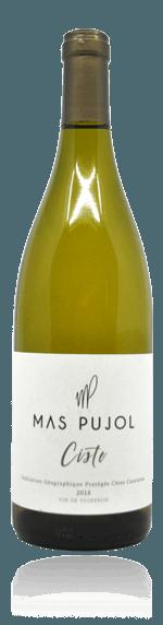 Mas Pujol Ciste Côtes Catalanes 2018 Grenache Blanc