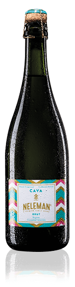 Neleman Organic Cava NV Macabeo 85% Macabeo, 15% Chardonnay Valencia