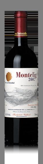 vin von Siebenthal Montelig 2010 Cabernet Sauvignon