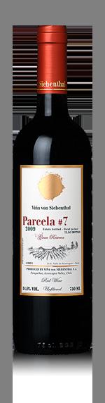 vin von Siebenthal Parcela #7 2012 Cabernet Sauvignon