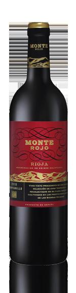 Monte Rojo Rioja 2010 Tempranillo