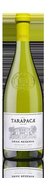 Tarapacá Gran Reserva Chardonnay 2010 Chardonnay