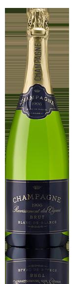 Ravissement Des Vignes Blanc De Blanc 1996 Chardonnay