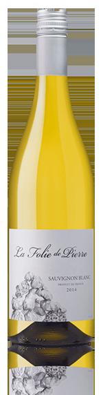 La Folie De Pierre Sauvignon Bl Vdf 2014 Sauvignon Blanc