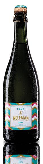 vin Neleman Organic Cava NV Macabeo
