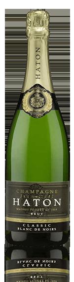 Jean-Noël Haton Brut Classic Blanc De Noir Nv Pinot Noir