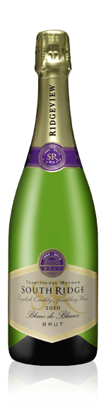 South Ridge Blanc de Blancs 2010 Chardonnay