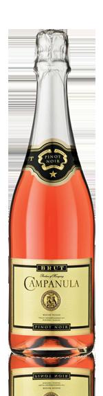 Campanula Sparkling Pinot Noir Rose Nv Pinot Noir