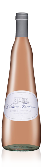 Château Fontaine Rosé 2012 Grenache
