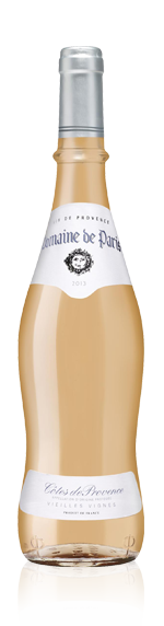 Domaine De Paris Rosé 2013 Blend