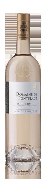 Domaine De Pontfract Rosé 2013 Blend