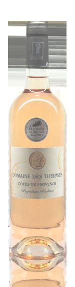 Domaine des Thermes Fortunae Rosé 2013 Grenache