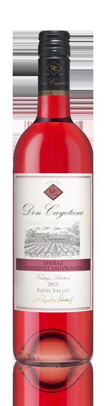 Don Cayetano Rosé 2013 Blend