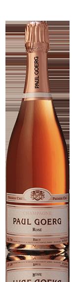 Paul Goerg Rosé Premier Cru Champagne Nv Blend