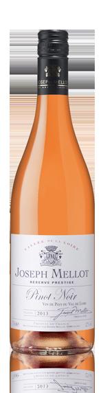 Joseph Mellot Réserve Prestige Pinot Noir Rosé 2013 Pinot Noir