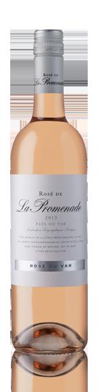 Rosé De La Promenade 2013 Blend