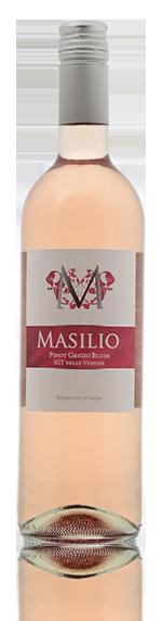 Masilio Blush 2013 Pinot Grigio